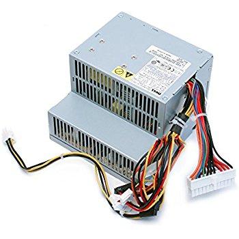 Dell 280w Power Supply PSU For Small Desktop Systems Optiplex 210L ...