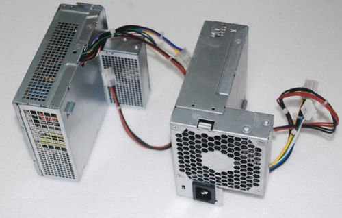 HP Power Supply 503376-001 240W Pro 6000 6005 6200 Elite 8000 8100 ...