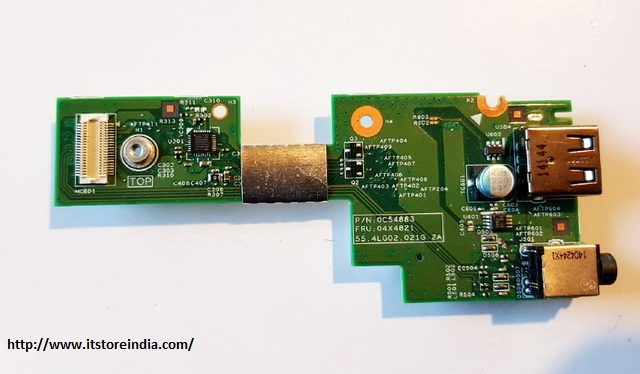 Audio USB Card Reader Board