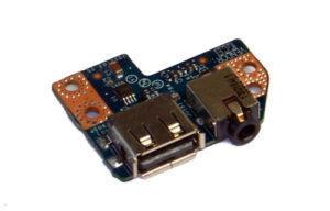 Sound Board USB and Audio Port IO Circuit Board