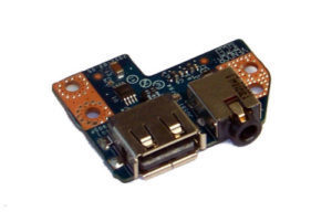 Sound Board USB and Audio Port IO Circuit Board
